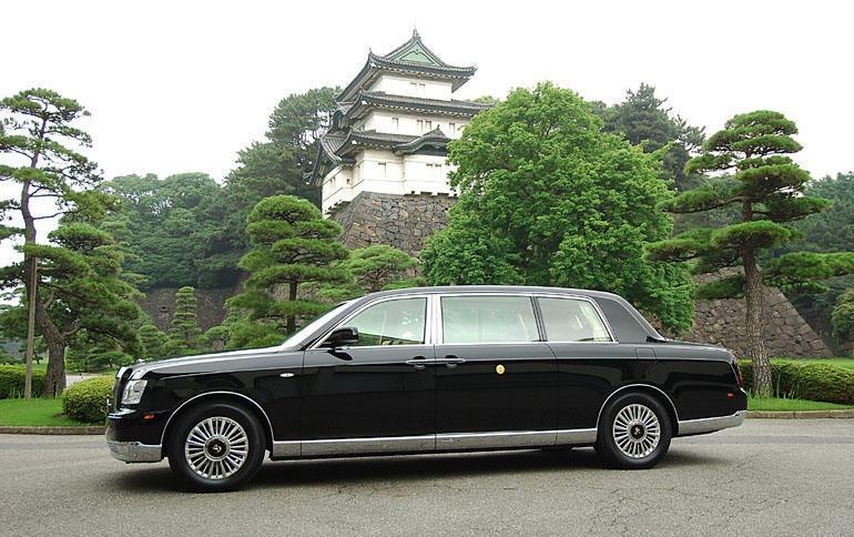 Toyota Century Royal