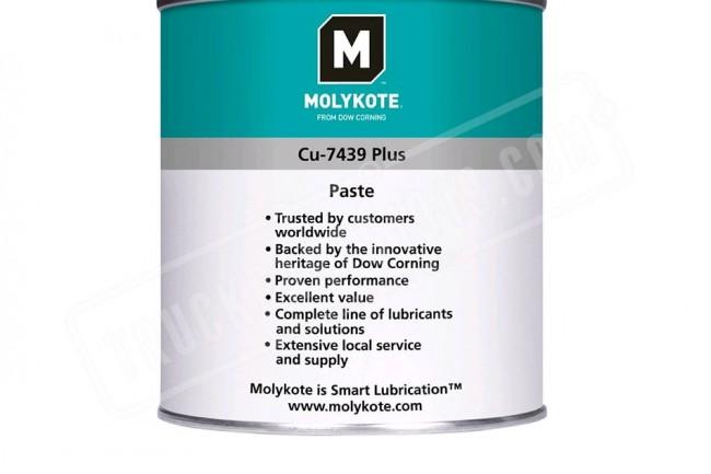 Паста для суппортов Molykote CU-7439