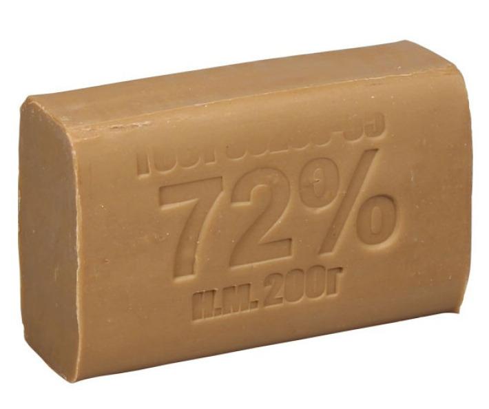 Хозяйственное мыло 72%