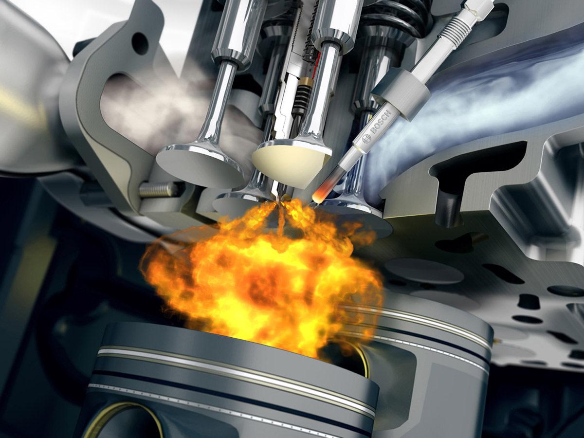 Производство дизельных моторов