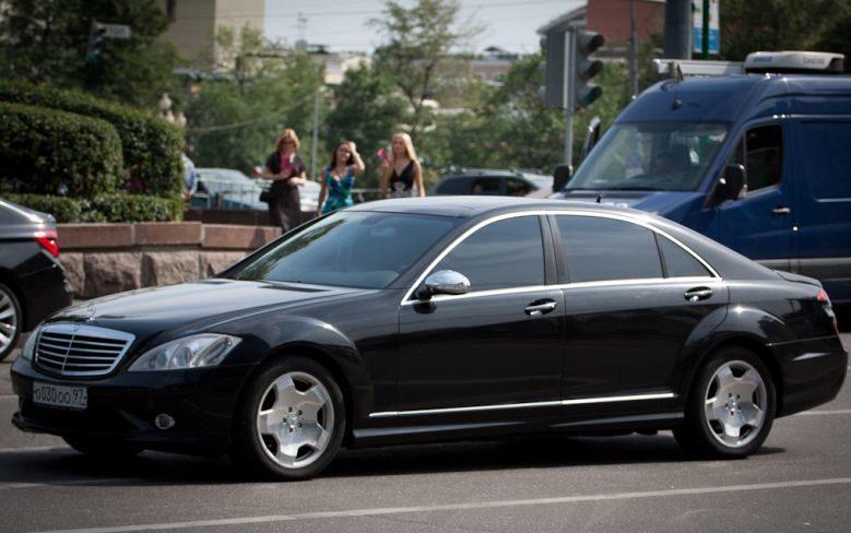 Mercedes S Class W222