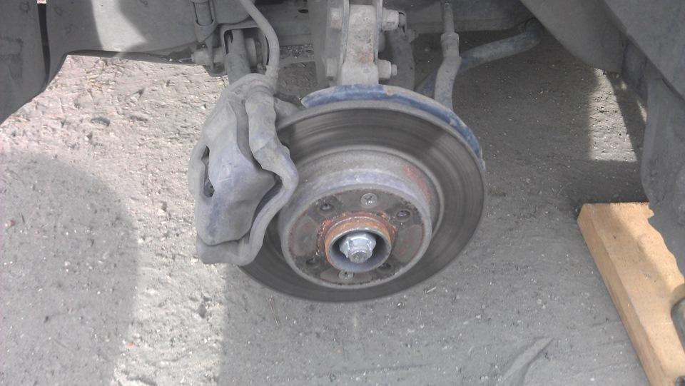 Тормозной диск автомобиля