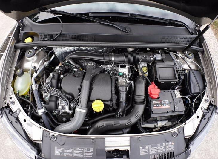 Двигатель 1,5 dCi и 1,9 dCi