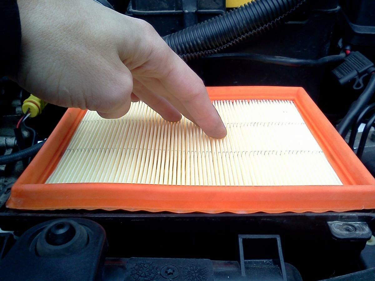 Фильтр для мотора авто