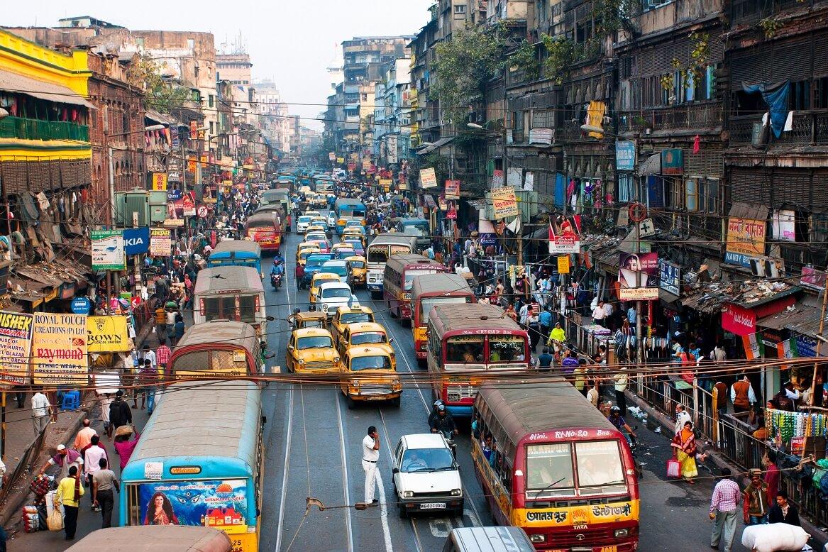 Калькутта в Индии