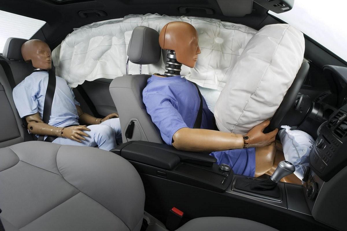 Испытания подушек безопасности
