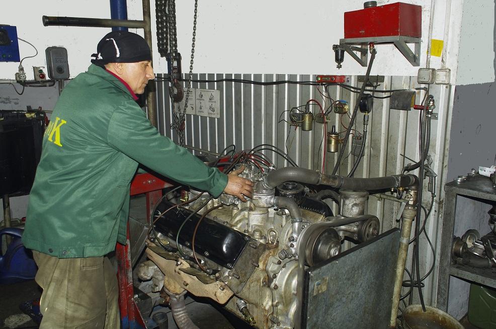 Обкатка мотора на СТО