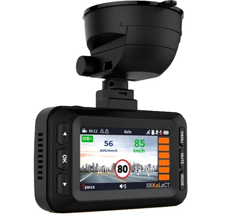 Регистратор видео Roadgid X7 Gibrid GT