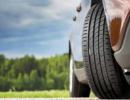 Летние шины на автомобиле