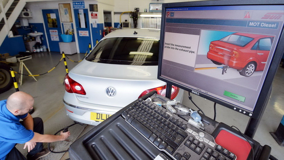 Компьютер и проверка авто