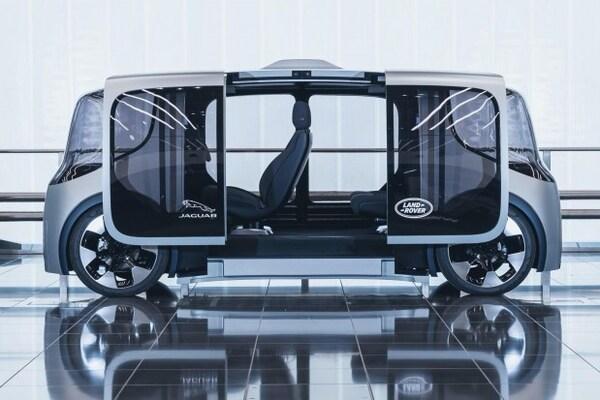 Авто с автопилом от Jaguar Land Rover