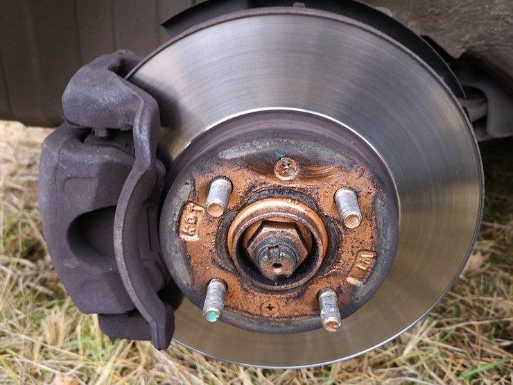 Тормозной диск авто