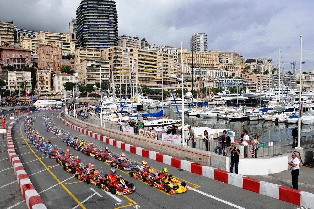 Дорога гонок Формулы 1