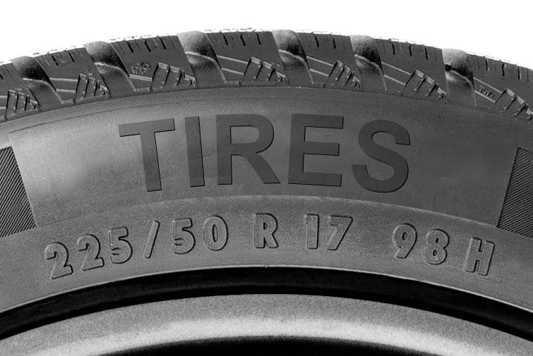 Покрышка Tires