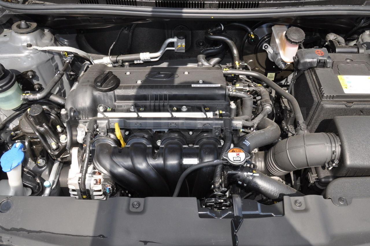Двигатель Hyundai Kia G4FC