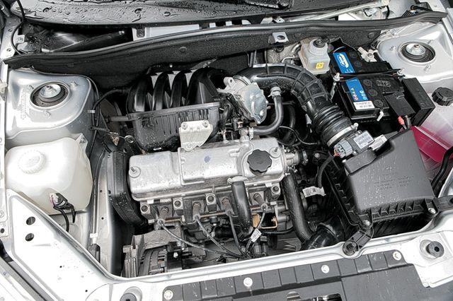Мотор ВАЗ-21116