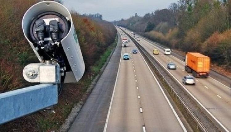 Камера видеофиксации и трасса