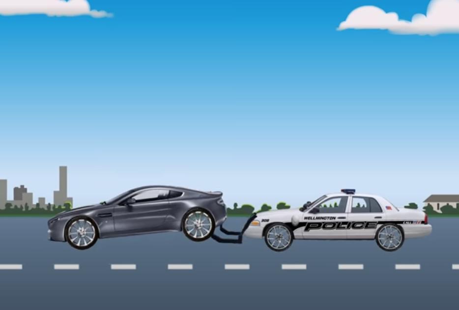 Крюки машину поднимают авто