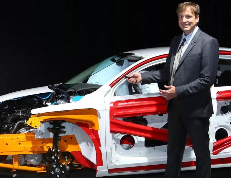 Самый безопасный автомобиль в мире 2021 года