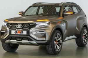 Новая модель автомобиля Нива 2021 года
