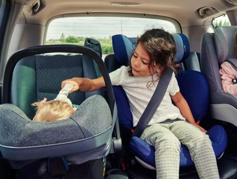 Новые правила перевозки детей в автомобиле в 2021 году