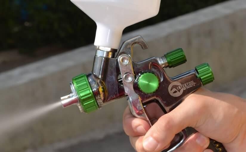 Как настроить краскопульт для покраски автомобиля