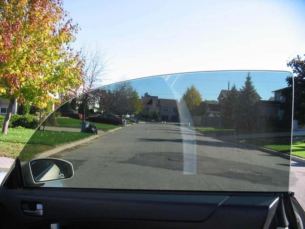 Инструмент для тонировки стекол автомобиля