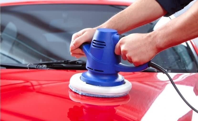 Керамическая полировка кузова автомобиля