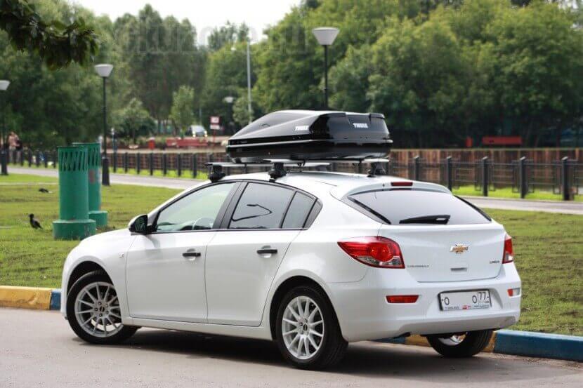 Багажник на крышу автомобиля Chevrolet Cruze