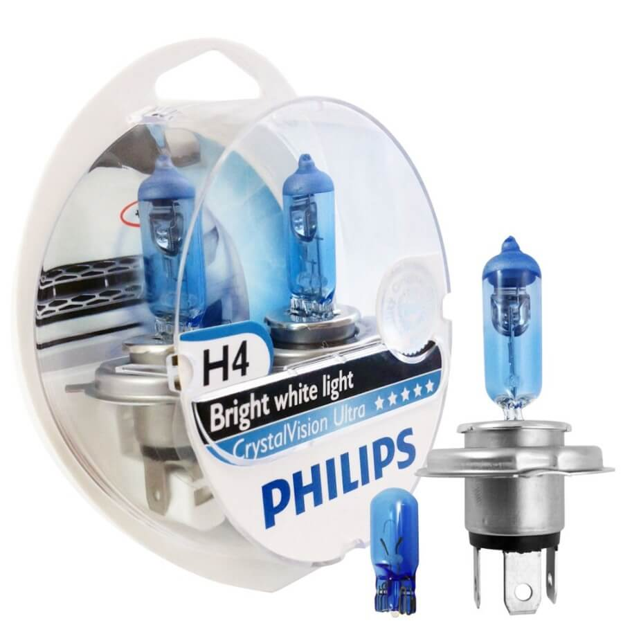 Лампа галогенная Philips