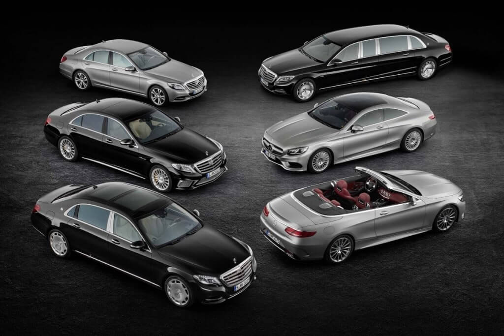 Mercedes - Classe S