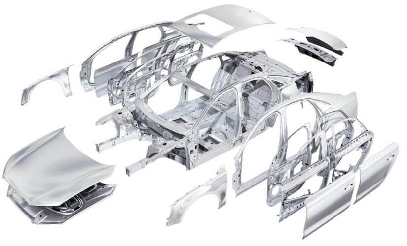 Материалы для кузовного ремонта автомобилей