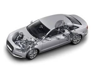 Как проверить геометрию кузова автомобиля