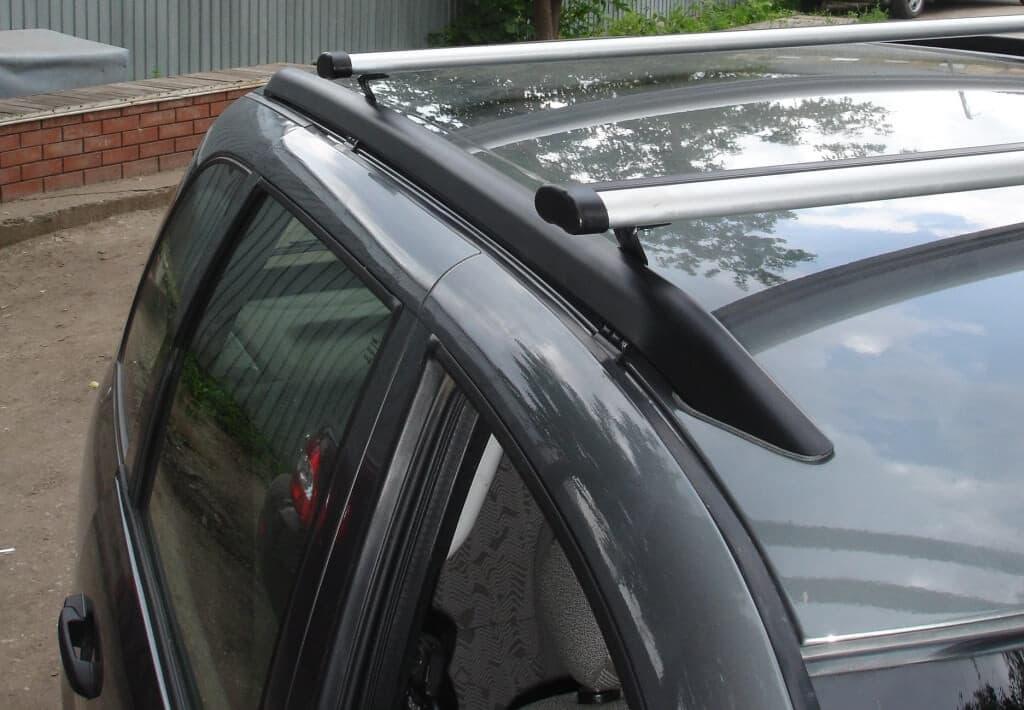 Багажник на крышу автомобиля Лада Калина универсал
