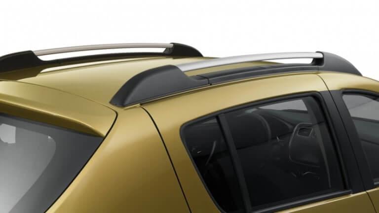 Багажник на крышу автомобиля Рено Сандеро Степвей