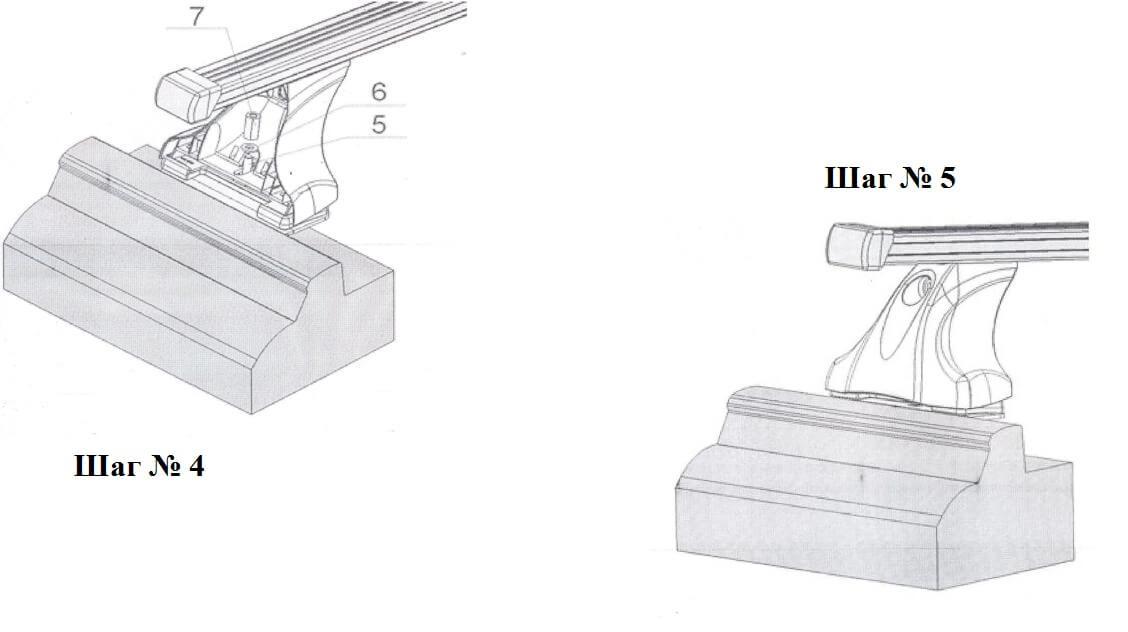 Как сделать багажник на крышу ваз