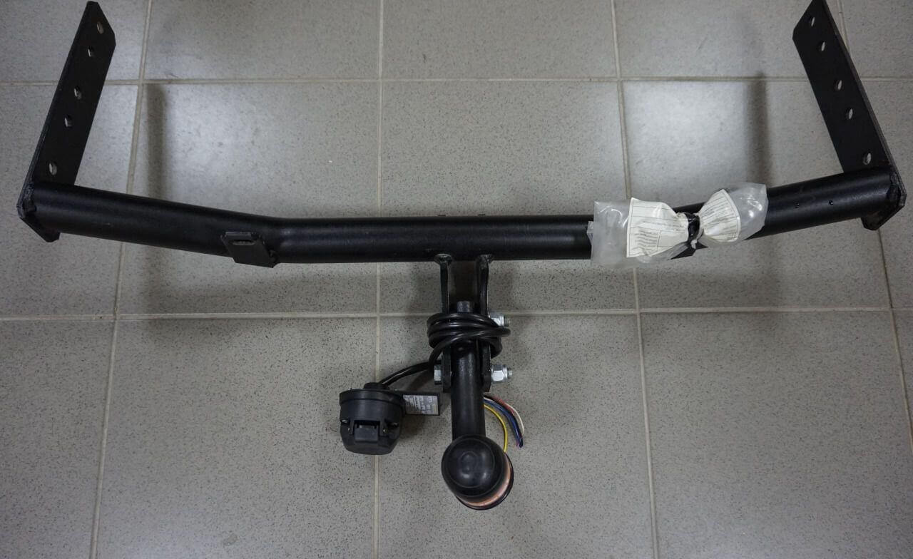 схема подключения 13 розетки фаркопа