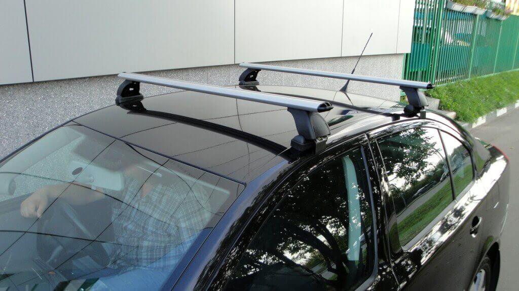 Багажник на крышу Mitsubishi Lancer 9