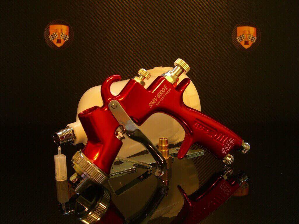 Краскораспылитель STAR EVO-T 4000