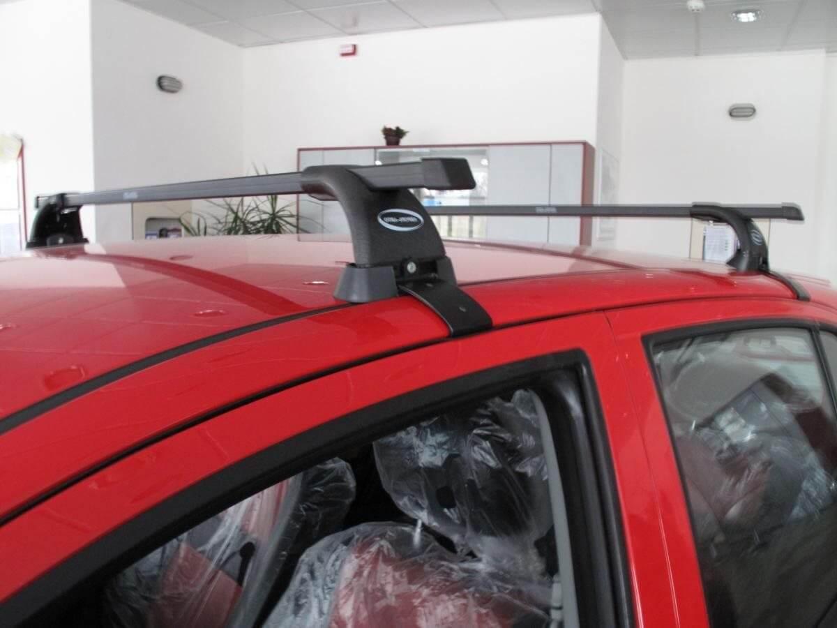 Багажник своими руками под рейлинги