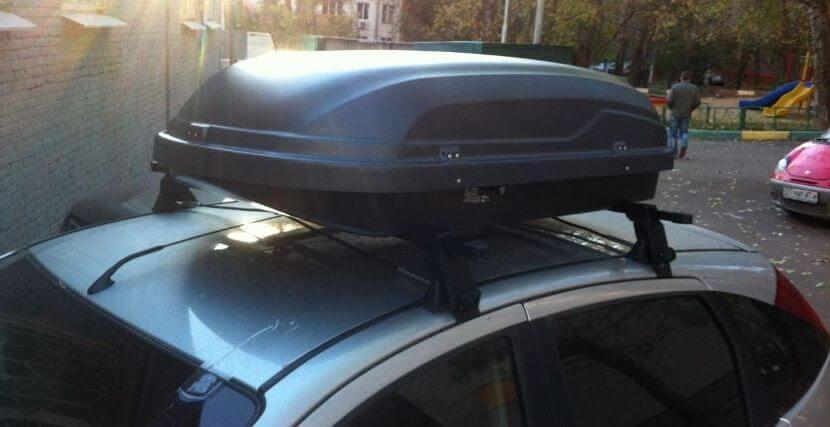 багажник на крышу автомобиля форд фокус 2