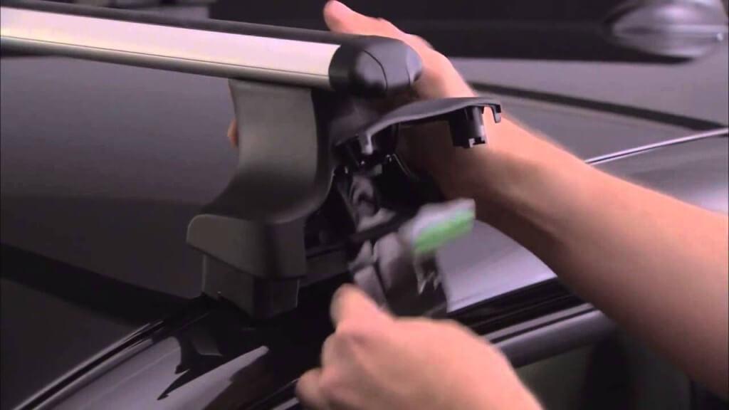 Как сделать дуги на крышу автомобиля