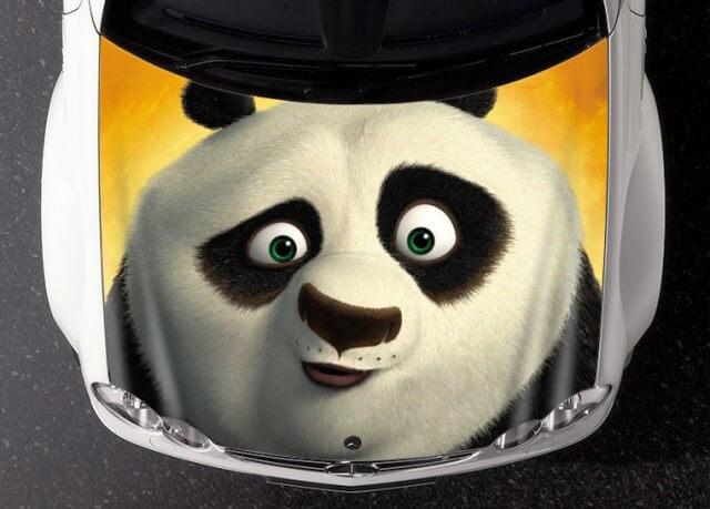 винил панда