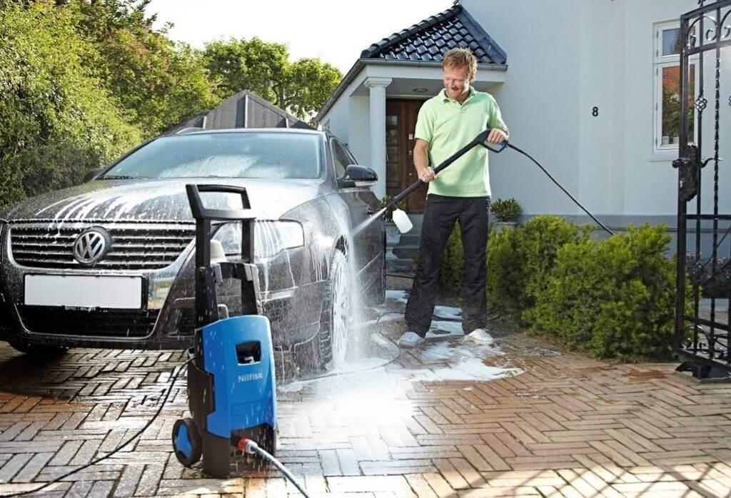 Минимойка для самостоятельного мытья автомобиля