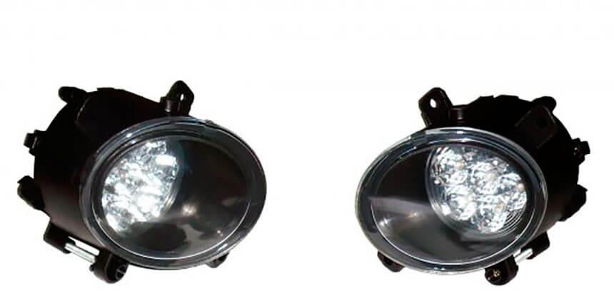 Дневные ходовые огни LED для Лады