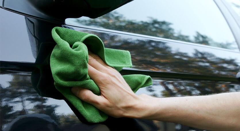 Моем и чистим авто перед покраской