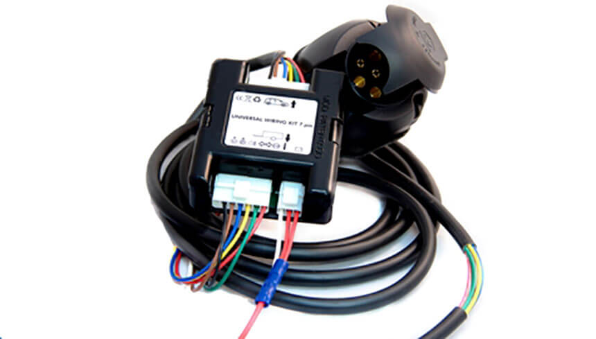 Электрокомплект Арагон-501 Mini - внешний вид изделия