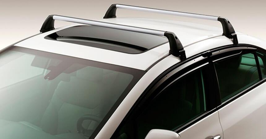 Аксессуары Honda CIVIC 4D - багажник на крыше