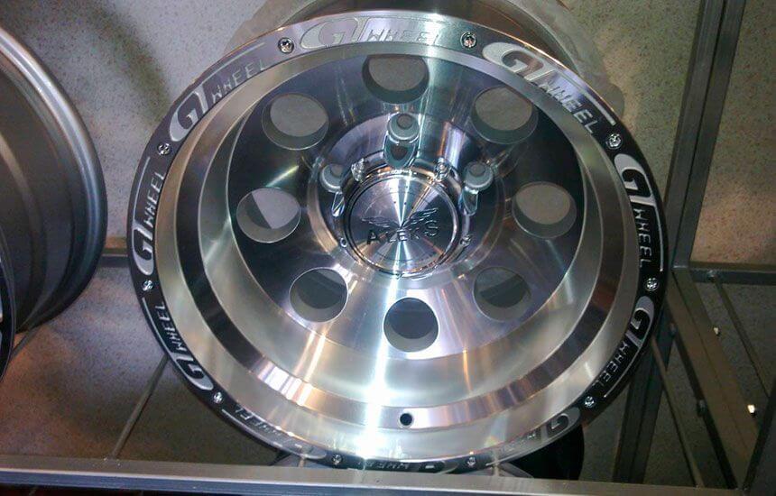 Литые диски для УАЗ 469