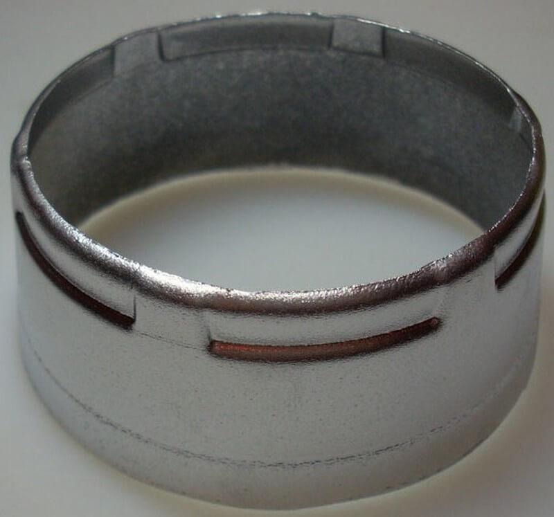 Цилиндр для монтажа диодных колец